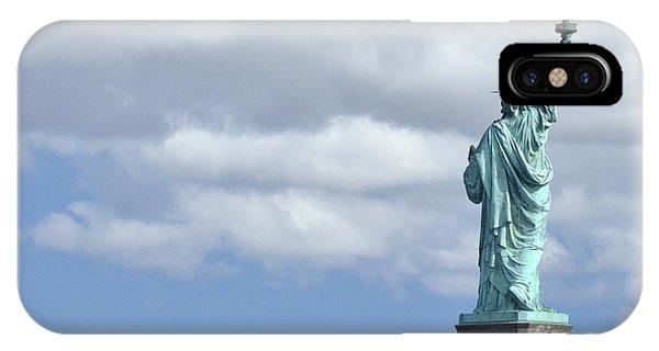 Lady Liberty   1 IPhone Case