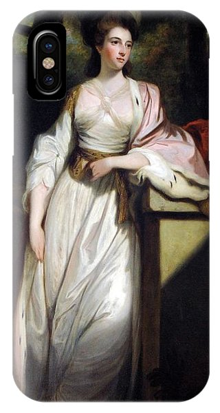 Lady Mary Isabella Somerset IPhone Case