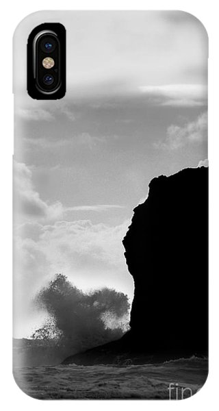 Lady Of The Sea IPhone Case