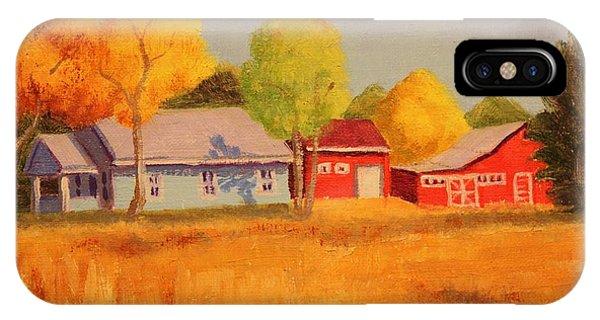 Lafayette Farm  IPhone Case