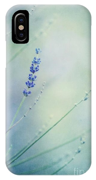 Garden iPhone X Case - Laggard by Priska Wettstein