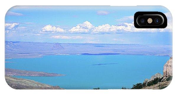 Lago  San Martin, Patagonia, Argentina IPhone Case