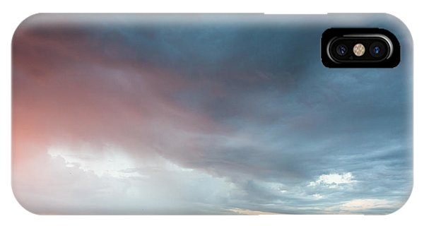 Lagoon Mouth Sunset IPhone Case