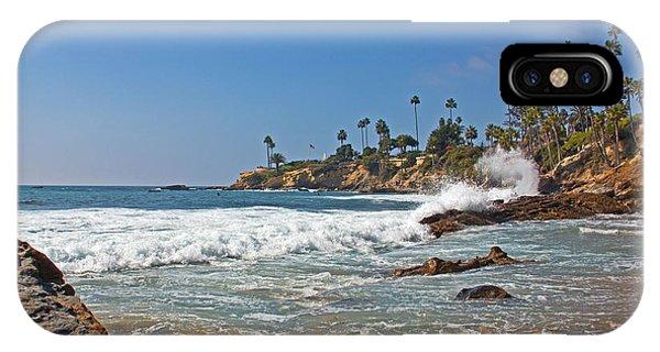 iPhone Case - Laguna Beach by Kelly Holm