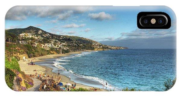 Laguna Beach Shoreline IPhone Case