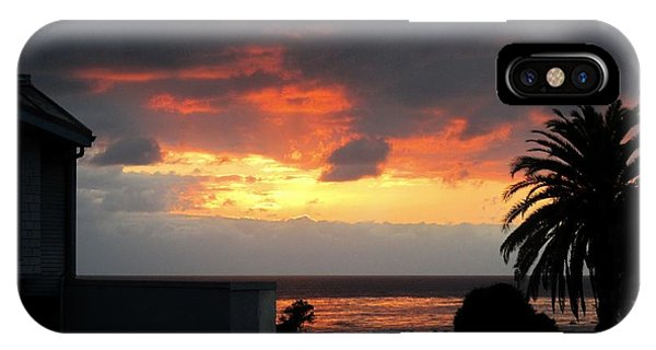Laguna Beach Sunset 2 IPhone Case