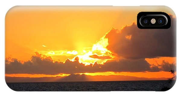 Laguna Beach Sunset 7 IPhone Case