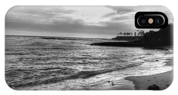 Laguna Beach Sunset IPhone Case