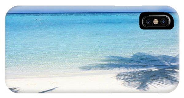 Laguna Maldives IPhone Case