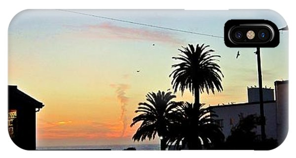 Laguna Smoke IPhone Case