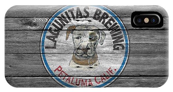 Lagunitas Brewing IPhone Case