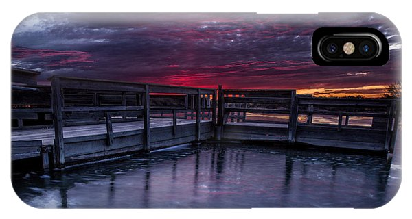 Lake Alvin IPhone Case
