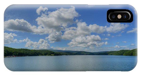 Lake Arrowhead IPhone Case