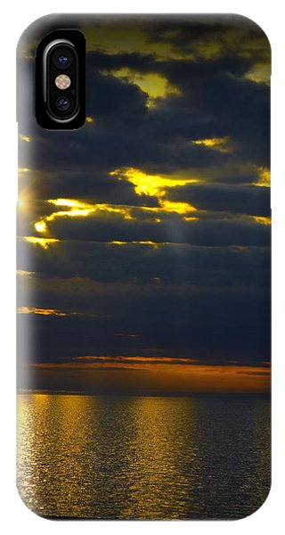 Lake At Dusk IPhone Case