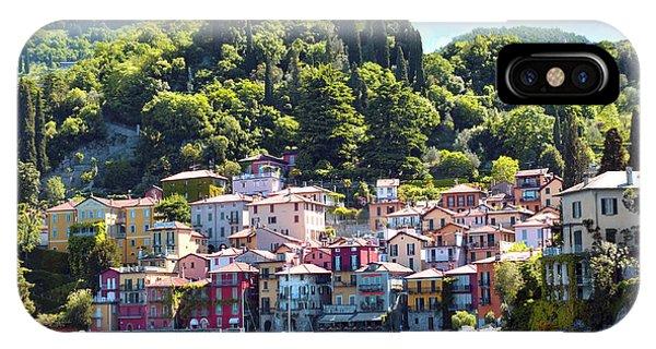 Lake Como - Italy IPhone Case