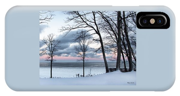 Lake Erie Sunrise IPhone Case