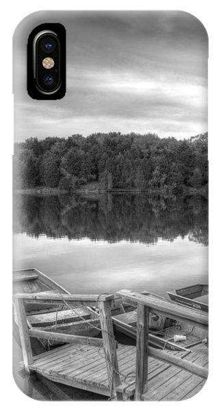 Lake Frederick  IPhone Case