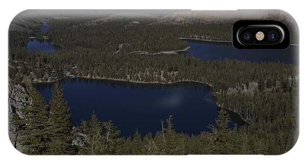 Lake George Lake Mary Twin Lakes IPhone Case