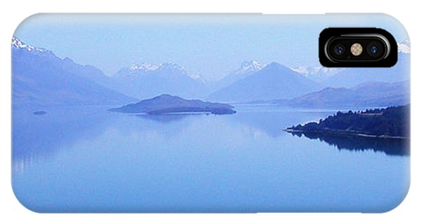 Lake Glenorchy New Zealand IPhone Case