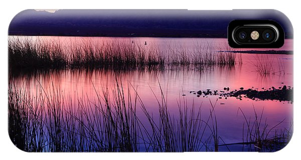 Lake Havasu Sunset IPhone Case