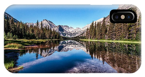 Lake Josephine IPhone Case
