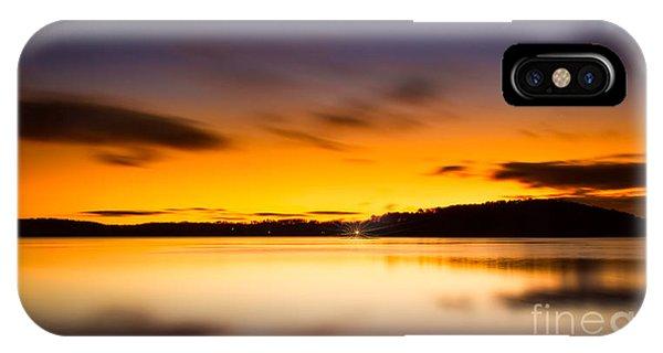 Lake Lanier Sunrise IPhone Case