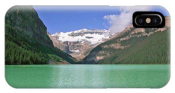 Lake Louise -1 IPhone Case