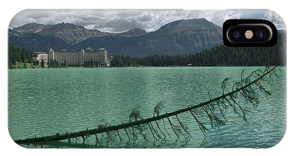 Lake Louise - 2 IPhone Case