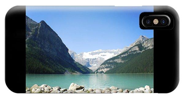 Lake Louise Alberta Canada IPhone Case