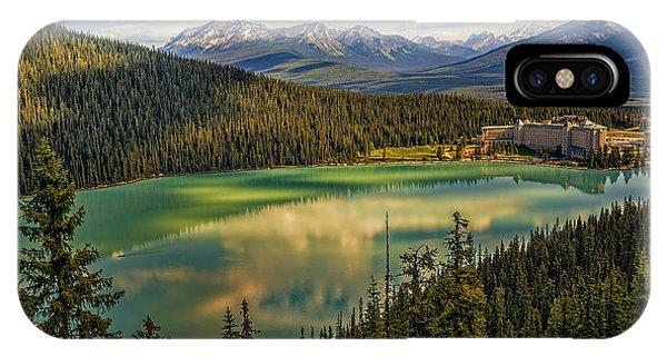 iPhone Case - Lake Louise by Viktor Birkus