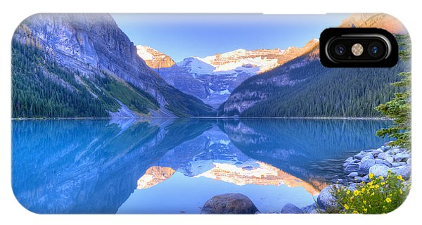 Lake Louise IPhone Case