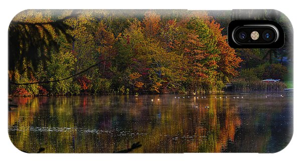 Lake Lucerne Ohio IPhone Case