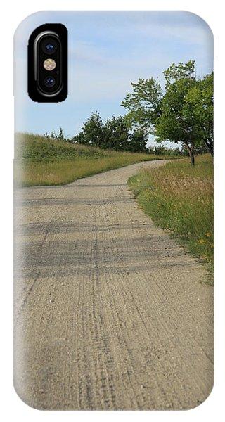 Lake Path IPhone Case