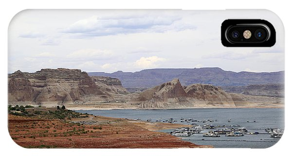 Lake Powell View II IPhone Case