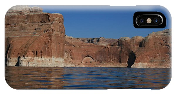 Lake Powell Landscape IPhone Case