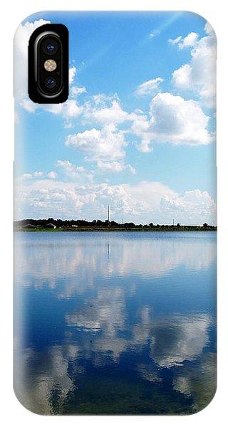 Lake Sears 000 Phone Case by Chris Mercer