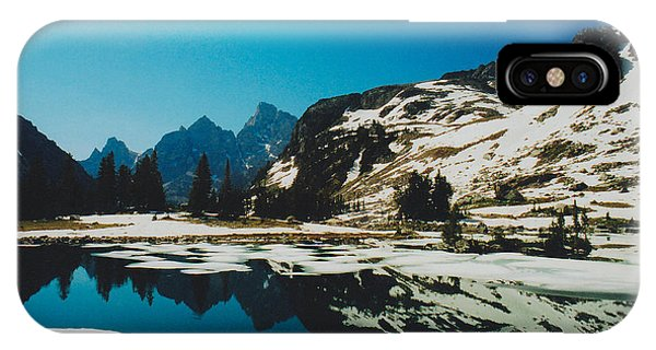 Lake Solitude IPhone Case