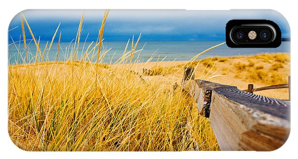 Lake Superior Beach IPhone Case