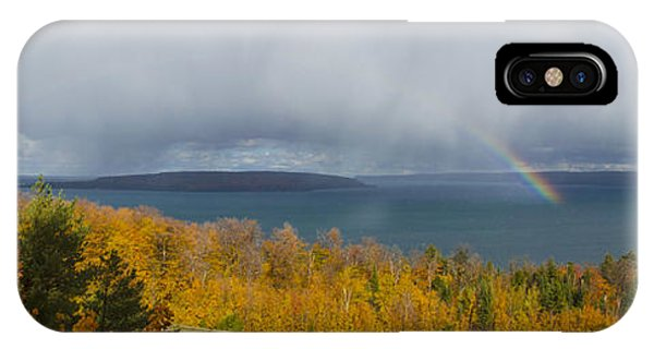 Lake Superior Overlook IPhone Case