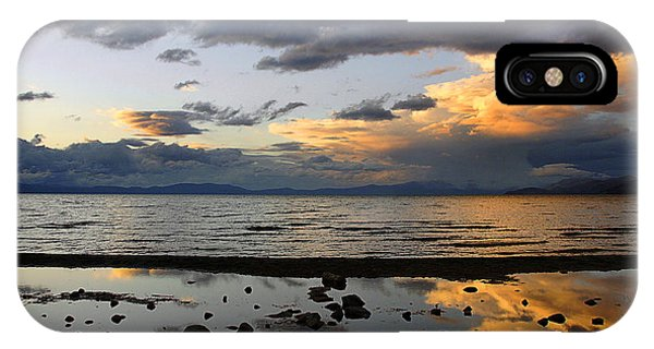 Lake Tahoe In May IPhone Case
