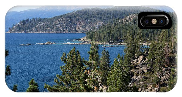 Lake Tahoe Nevada IPhone Case