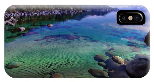 Lake Tahoe Waterscape IPhone Case