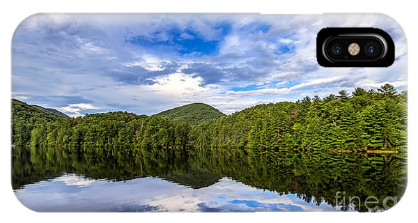 Unicoi Lake IPhone Case