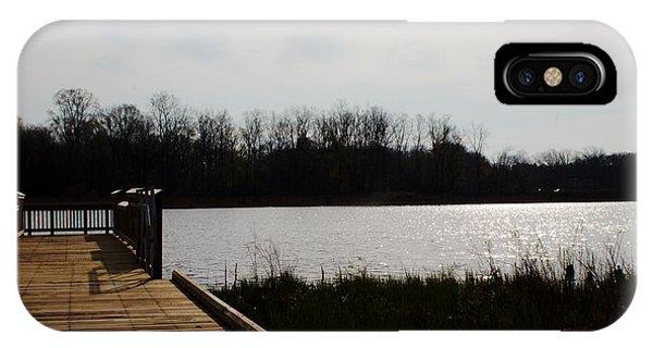 Lake View Phone Case by Derek Szelong