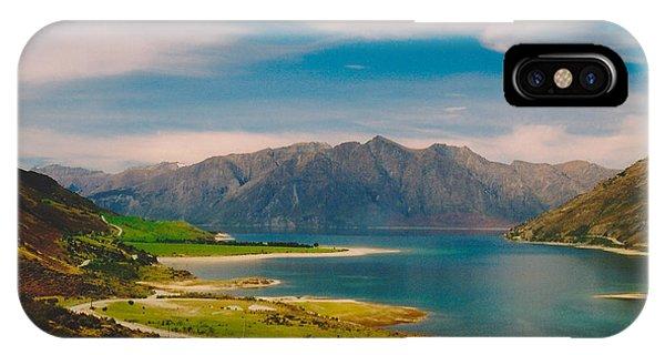Lake Wanaka IPhone Case