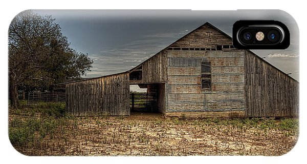 Lake Worth Barn IPhone Case
