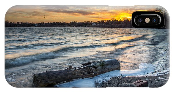 Lake Yankton Minnesota IPhone Case