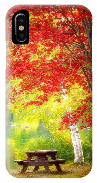 Lakeside Haven IPhone Case
