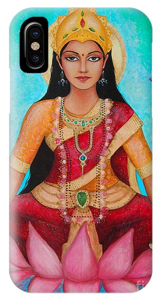 Lakshmi IPhone Case
