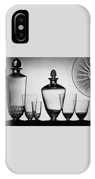 Lalique Glassware IPhone Case